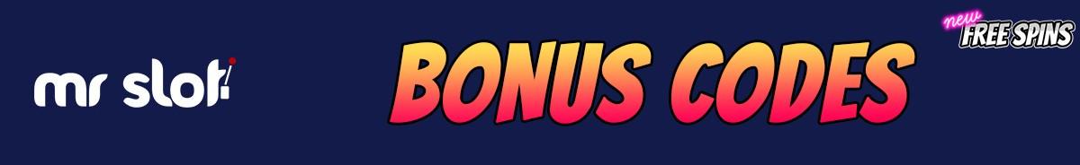 Mr Slot Casino-bonus-codes