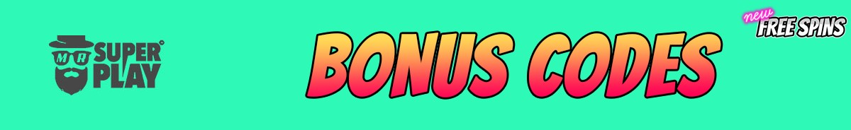 Mr SuperPlay Casino-bonus-codes
