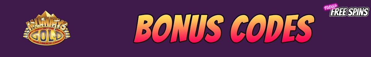 Mummys Gold Casino-bonus-codes