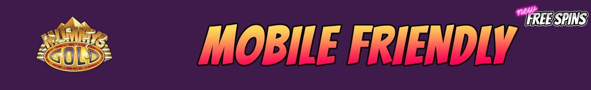 Mummys Gold Casino-mobile-friendly