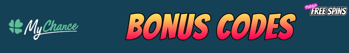 MyChance Casino-bonus-codes