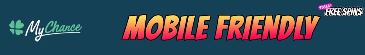 MyChance Casino-mobile-friendly
