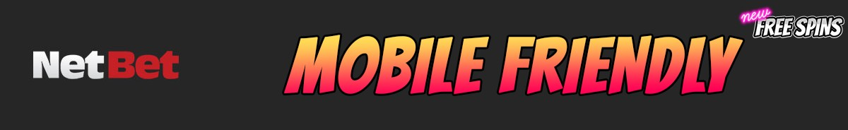 NetBet Casino-mobile-friendly