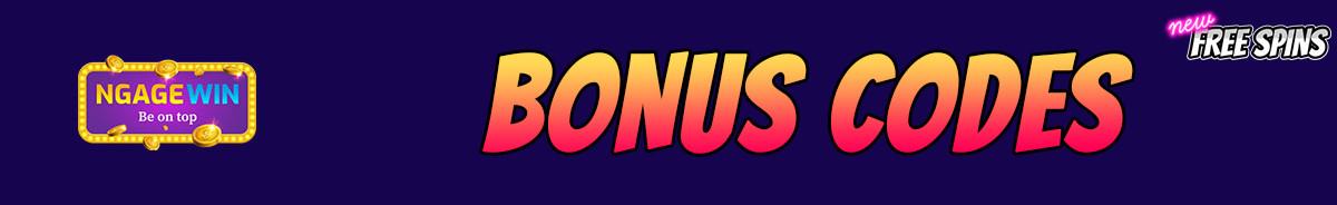NgageWin-bonus-codes