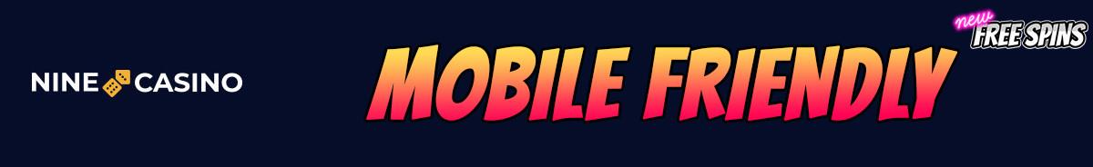 NineCasino-mobile-friendly