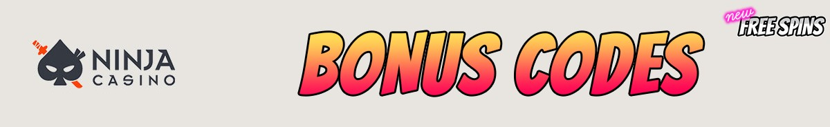 Ninja Casino-bonus-codes