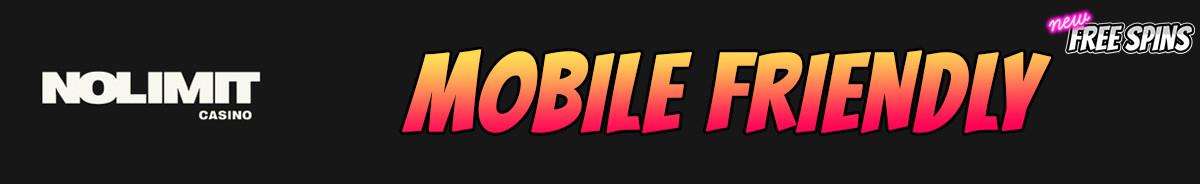 No Limit Casino-mobile-friendly