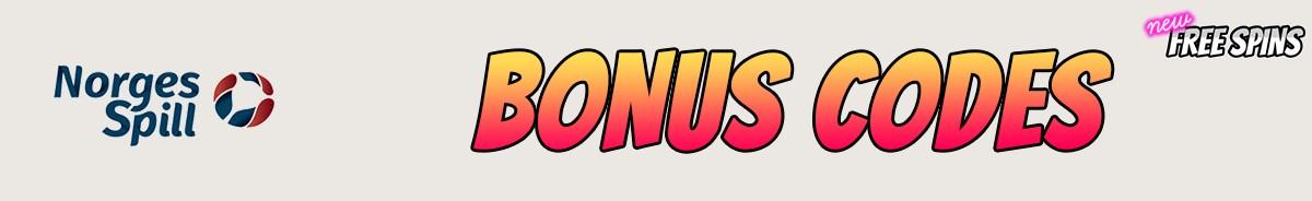 NorgesSpill Casino-bonus-codes