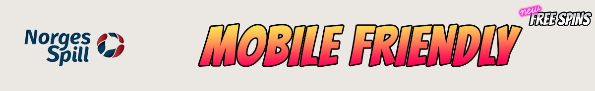 NorgesSpill Casino-mobile-friendly