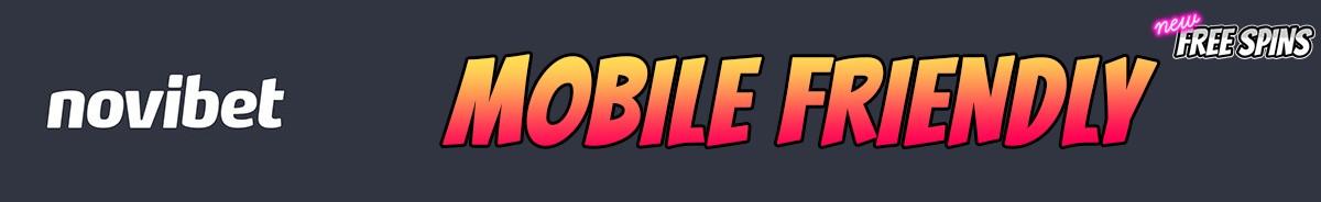 Novibet Casino-mobile-friendly
