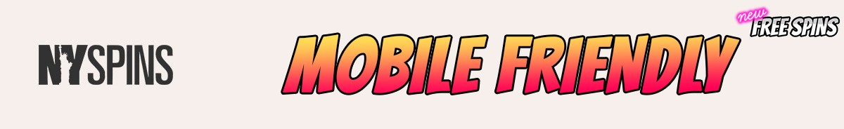 NYSpins Casino-mobile-friendly