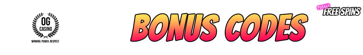 OG Casino-bonus-codes