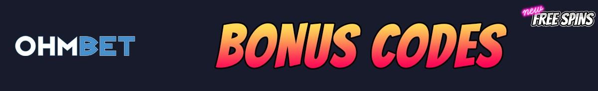 Ohmbet Casino-bonus-codes