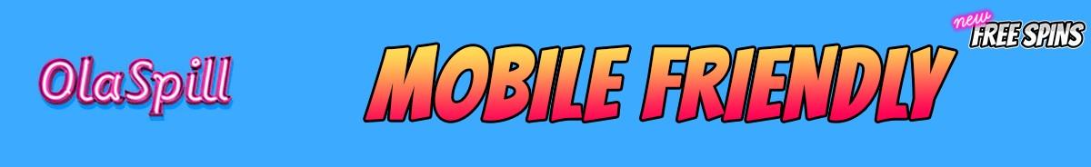 OlaSpill Casino-mobile-friendly
