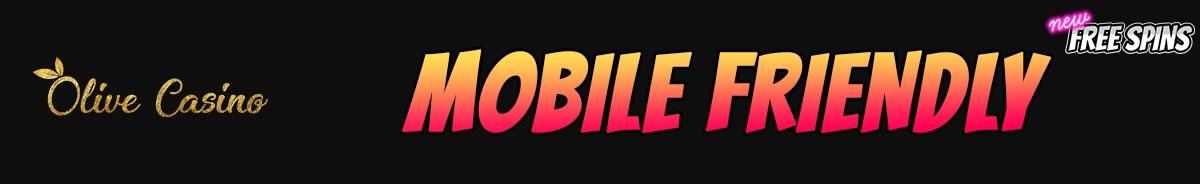 Olive Casino-mobile-friendly