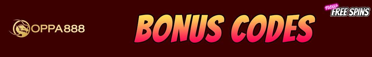 Oppa888-bonus-codes