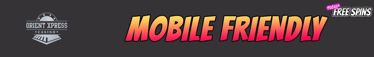 OrientXpress Casino-mobile-friendly