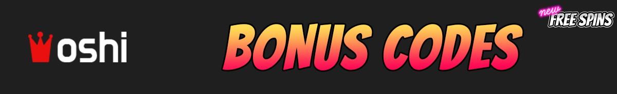 Oshi-bonus-codes