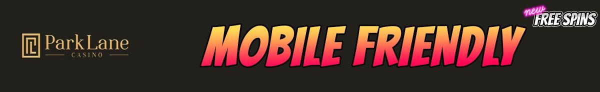 Parklane Casino-mobile-friendly