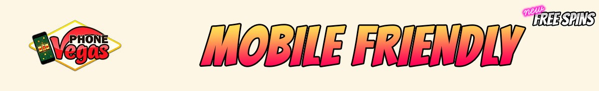 Phone Vegas Casino-mobile-friendly