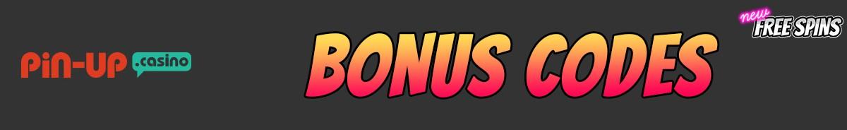 PinUp Casino-bonus-codes