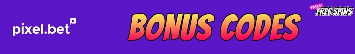 Pixelbet Casino-bonus-codes