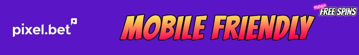 Pixelbet Casino-mobile-friendly