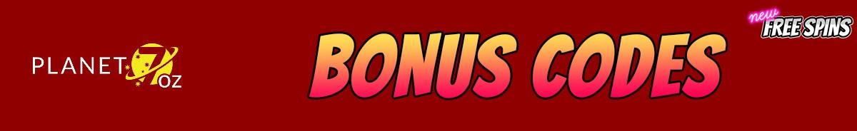 Planet 7 OZ-bonus-codes