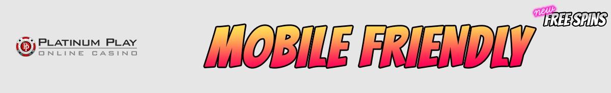 Platinum Play Casino-mobile-friendly