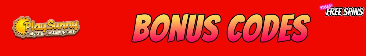 Play Sunny-bonus-codes