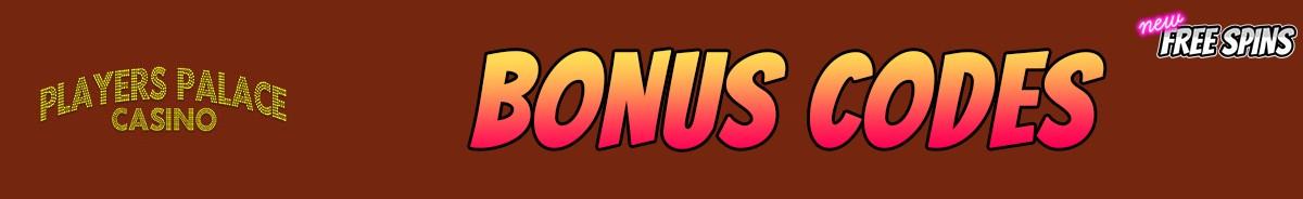 Players Palace Casino-bonus-codes