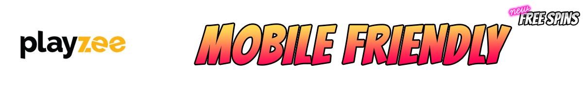 Playzee Casino-mobile-friendly