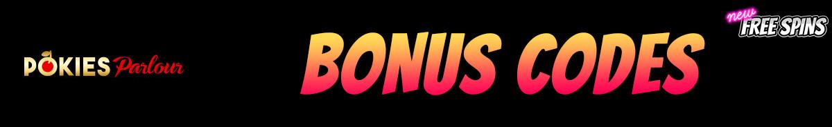 Pokies Parlour-bonus-codes