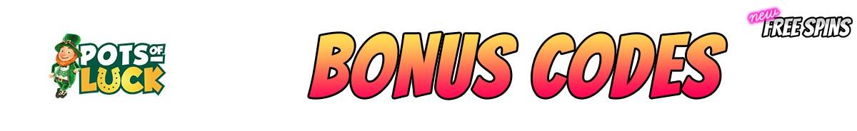 Pots of Luck Casino-bonus-codes