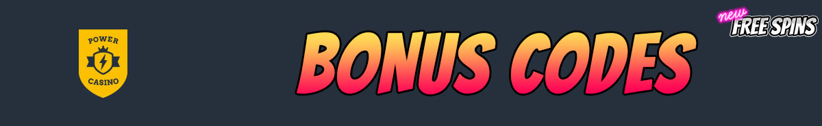 Power Casino-bonus-codes