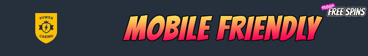 Power Casino-mobile-friendly