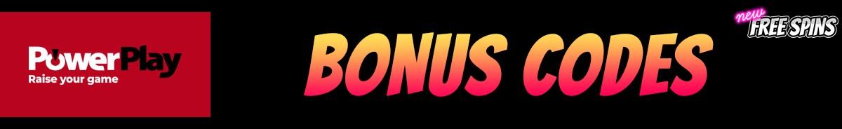 PowerPlay-bonus-codes