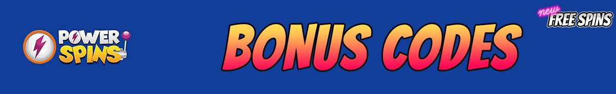 Powerspins Casino-bonus-codes