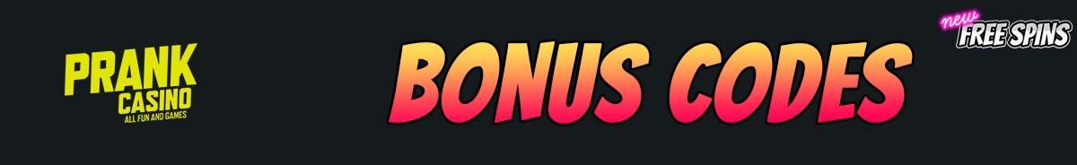 Prank Casino-bonus-codes