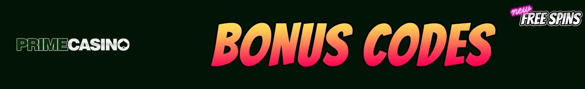 Prime Casino-bonus-codes
