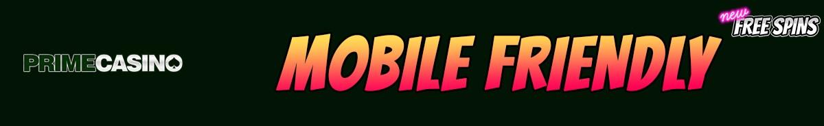 Prime Casino-mobile-friendly