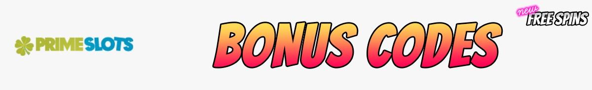 Prime Slots Casino-bonus-codes