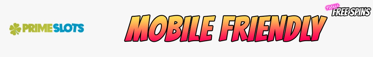 Prime Slots Casino-mobile-friendly
