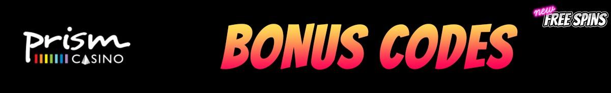 Prism Casino-bonus-codes