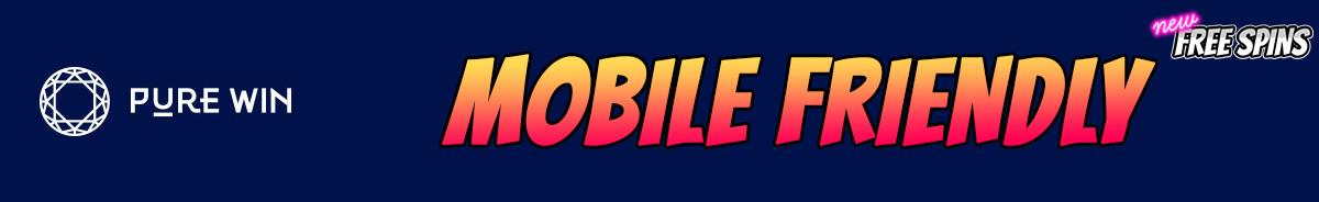 Pure Win-mobile-friendly