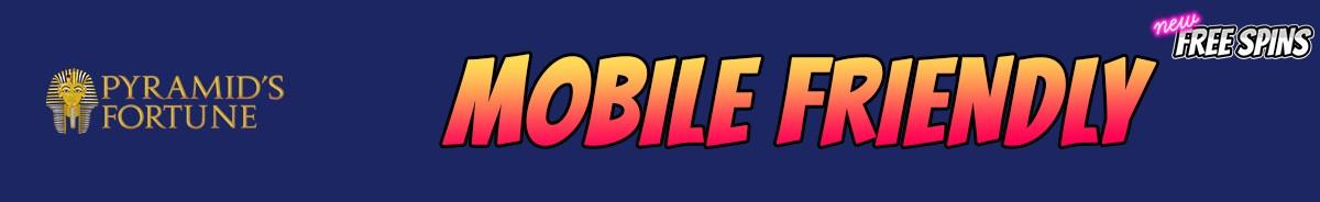 Pyramids Fortune Casino-mobile-friendly