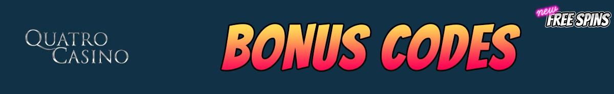 Quatro Casino-bonus-codes