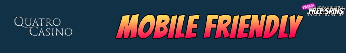 Quatro Casino-mobile-friendly