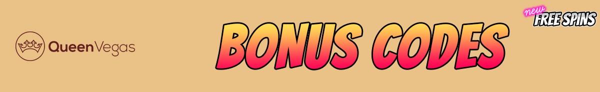 Queen Vegas Casino-bonus-codes