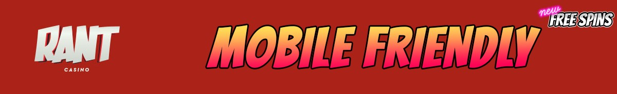 Rant Casino-mobile-friendly